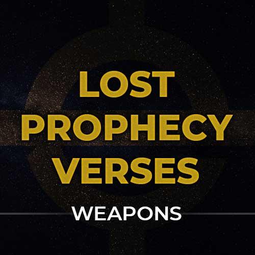 Lost Prophecy Verses 1-11 – Destiny Experts