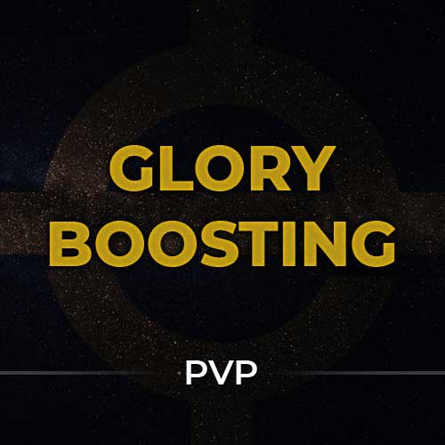 Glory (Competitive) Boosting